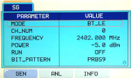 BT-LE-Generator